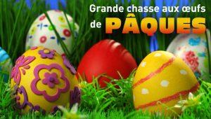La chasse aux œufs ce lundi de Pâques