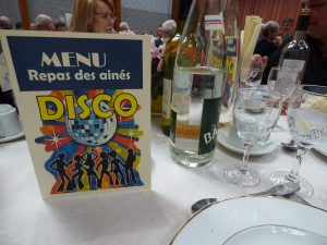 Repas des Aînés dans une ambiance DISCO !