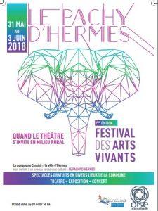 LE PACHY D'HERMES -FESTIVAL DES ARTS VIVANTS