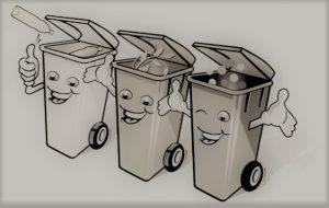 Collecte des déchets du 11 novembre