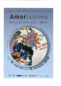 Amorissimo – Festival littéraire dédié à l'Amour