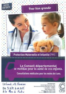 PMI (Protection Maternelle et Infantile)