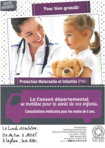 Protection Maternelle et Infantile (PMI)